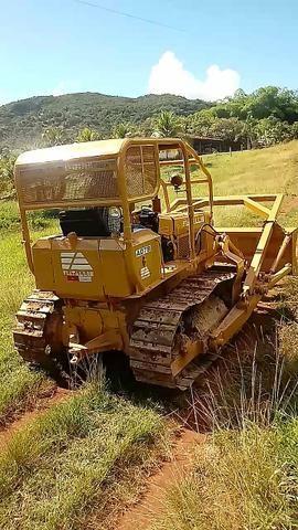 Trator de esteira Fiatallis AD7B - Foto 4