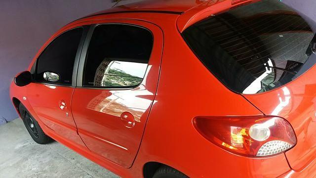 Peugeot 207 XR 1.4 8V 2013 VERMELHO - Foto 10