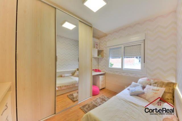 Apartamento à venda com 3 dormitórios em Cristal, Porto alegre cod:6333 - Foto 9