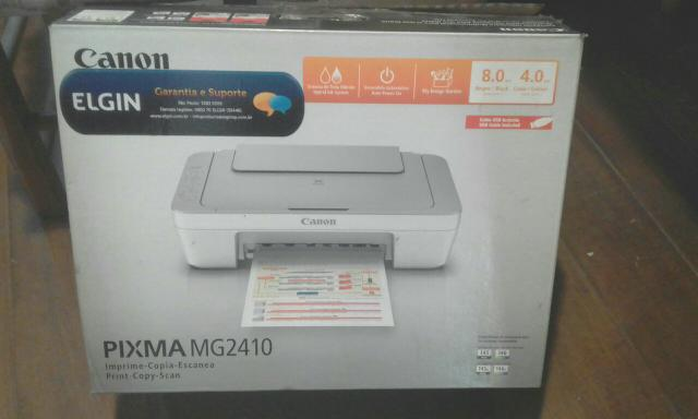 Impressora ,Escaner e xerox Canon