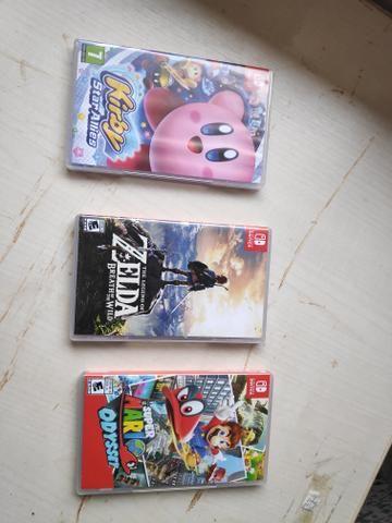 Jogo para Nintendo Switch