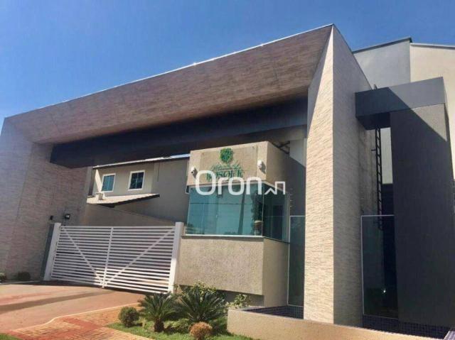 Sobrado à venda, 131 m² por r$ 440.000,00 - residencial center ville - goiânia/go - Foto 2