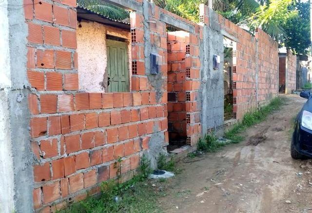 Vendo sítio 630m² com 2 casas 21m x 30m - Foto 5