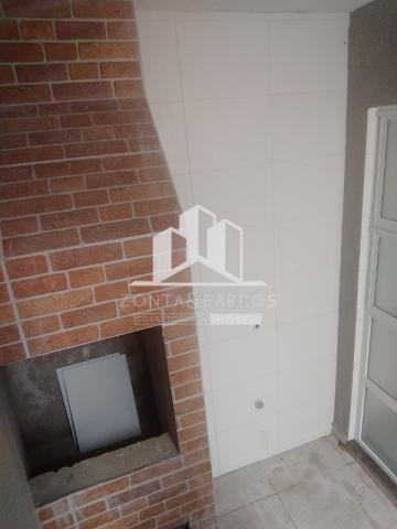 Casa à venda com 3 dormitórios em Eucaliptos, Fazenda rio grande cod:CA00123 - Foto 10