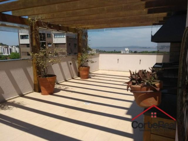 Apartamento à venda com 3 dormitórios em Tristeza, Porto alegre cod:7237 - Foto 20