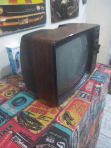 Tv antiga anos 70.s - Foto 5