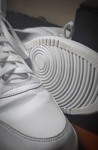 Tênis Nike Ebernon Mid Branco  - Foto 2