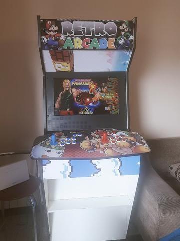 Fliperama Retro Arcade - Foto 5