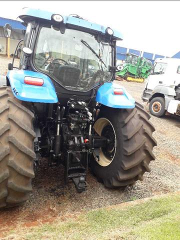 Trator new holland T7245 - Foto 6