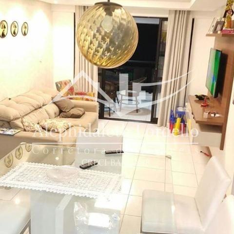 Apartamento 3/4 com lavabo - Villa Privilege - Foto 2