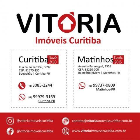 Terreno Umbara em Curitiba, proximo a Rua Nicola Pelanda e 200m do Posto Ambiental - Foto 3