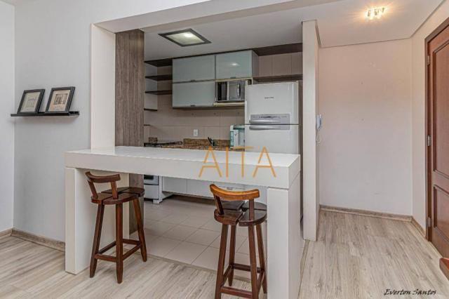 Apartamento com 2 dormitórios para alugar, 80 m² por R$ 4.500,00/mês - Moinhos de Vento -  - Foto 9