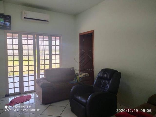Casa com terreno de mais de 2000 m² por R$ 890.000 - Várzea Grande/MT - Foto 8
