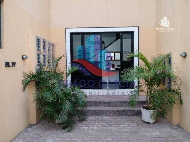 Apartamento com 2 dormitórios à venda, 44 m² por R$ 120.000,00 - Piçarreira - Teresina/PI - Foto 11