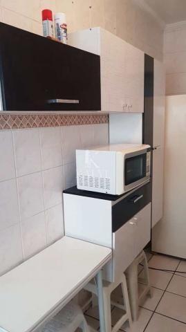 Apartamento para alugar com 1 dormitórios em Aviação, Praia grande cod:1449 - Foto 5