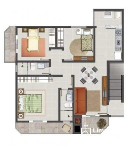 Excelentes apartamentos frente para o Mar, 90 M² A partir de R$ 300.000,00 - Foto 18