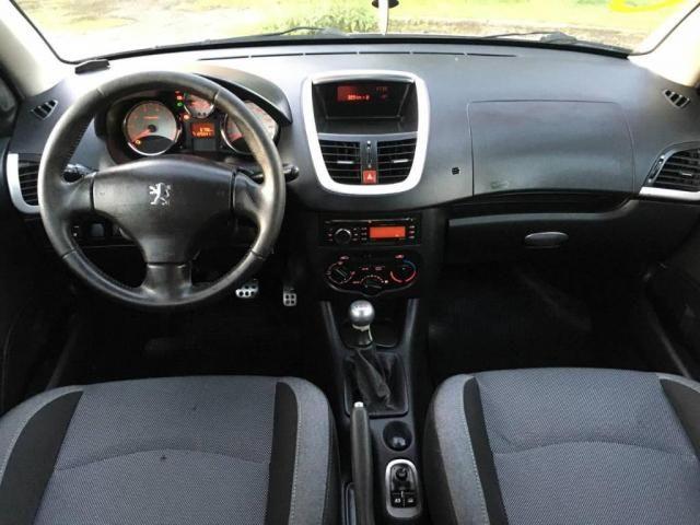 Peugeot 207 5P QUICK SILVER 1.6 COMPLETO - Foto 10