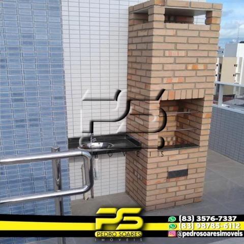 Apartamento com 2 dormitórios à venda, 49 m² por R$ 178.000 - Jardim Cidade Universitária  - Foto 3
