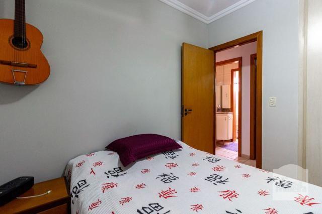 Apartamento à venda com 3 dormitórios em Alto caiçaras, Belo horizonte cod:266292 - Foto 5
