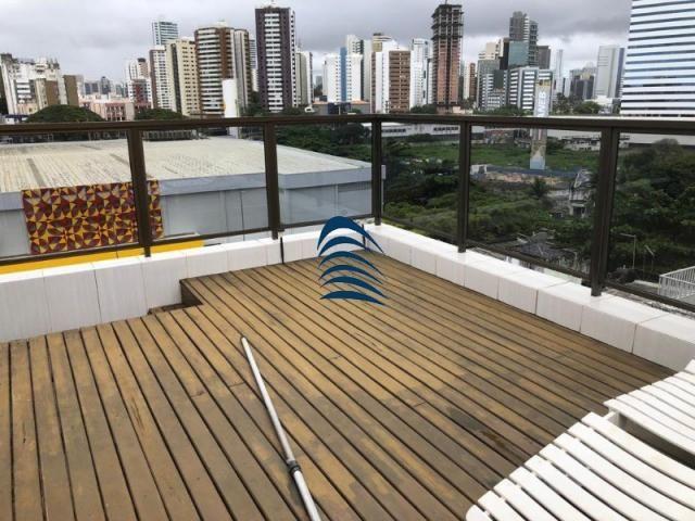 Belíssima Cobertura Duplex 4/4, 02 Suítes, 155 m² - Foto 13