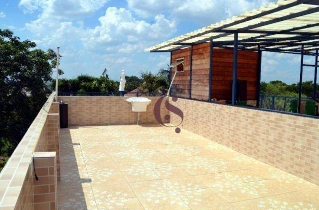 Casa com 7 dormitórios à venda, 500 m² por R$ 590.000,00 - Parque Santa Fé - Porto Alegre/ - Foto 5