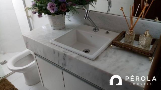 Apartamento à venda com 3 dormitórios em Setor oeste, Goiânia cod:SA5151 - Foto 19