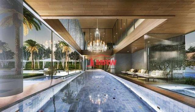Apartamento com 4 dormitórios à venda, 275 m² por R$ 8.403.025,50 - Cyrela One Sixty By Yo - Foto 7