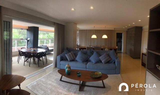 Apartamento à venda com 4 dormitórios em Setor marista, Goiânia cod:O5123 - Foto 9