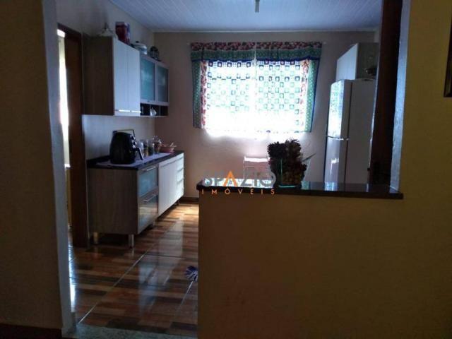 Chácara com 2 dormitórios à venda, 2000 m² por R$ 350.000 - Planalto da Serra Verde - Itir - Foto 7