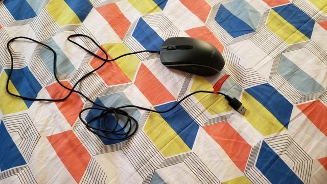 Mouse Gamer HyperX Pulsefire Surge RGB 16000 DPI - HX-MC002B - Foto 4
