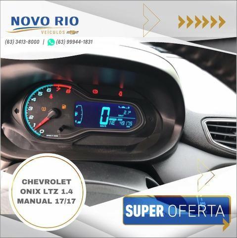 Chevrolet Onix LTZ 1.4 - Foto 13