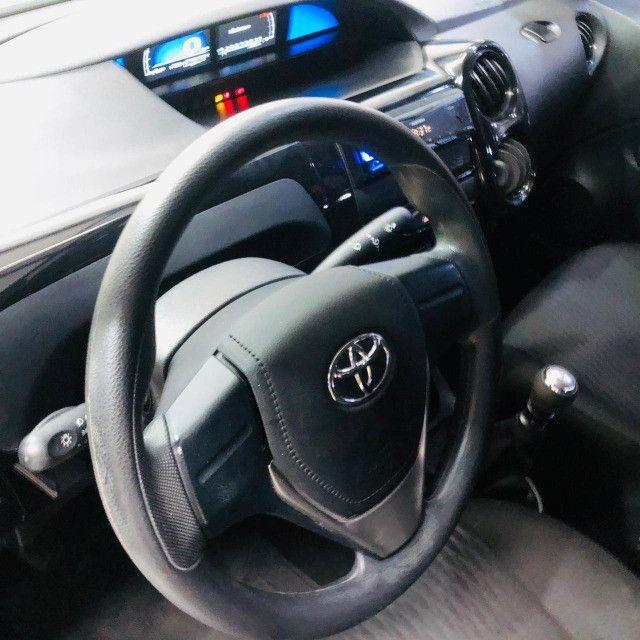 Etios sedan x 1.5 plus mec 19/20 carro impecavel - Foto 10