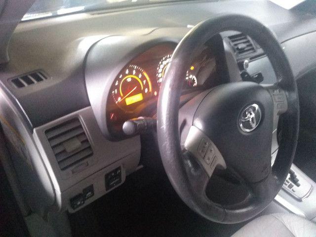 Corolla Xei 2013, autom. GNV, raridade, só RS 51.900, (sem pegadinha) - Foto 6