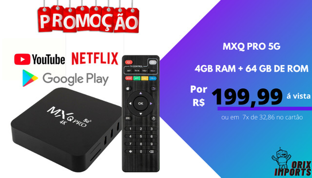 Android tv box -4 gb RAM + 64 gb ROM 5G