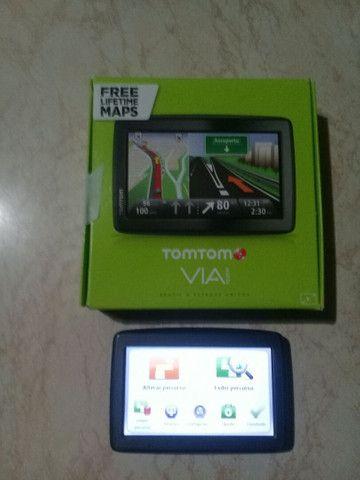 GPS TOMTOM C/VOZ/ BLUETOOTH ac TROCA