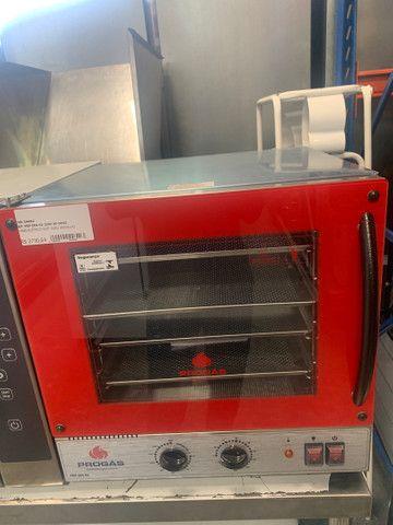 Forno Turbo elétrico fast oven - Progás * / Arli