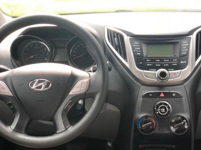 Hyundai - Hb20S 1.6 Comfort - Automático - com GNV - Foto 12