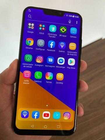 Asus ZenFone 5 ZE620KL Smartphone Dois Chips 64 gb Azul 4 GB ram - Usado - Foto 2