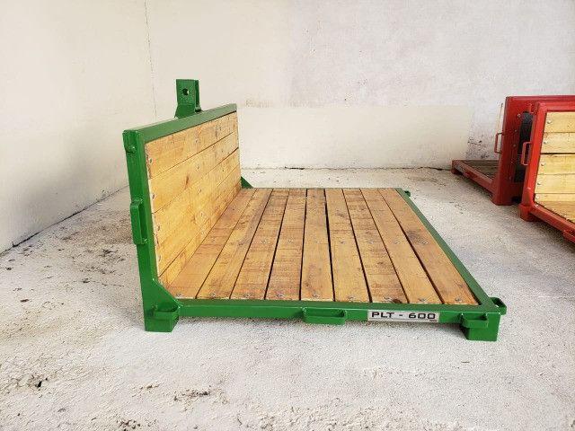 Plataforma Traseira Agrícola - PLT 600 - Foto 4