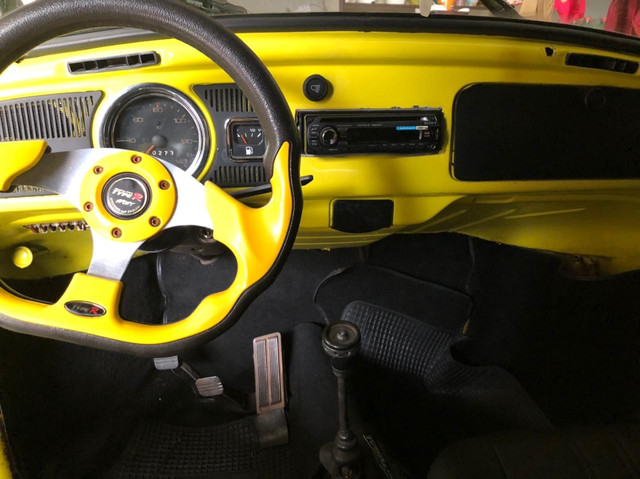 Fusca 1.300 Amarelo   - Foto 8