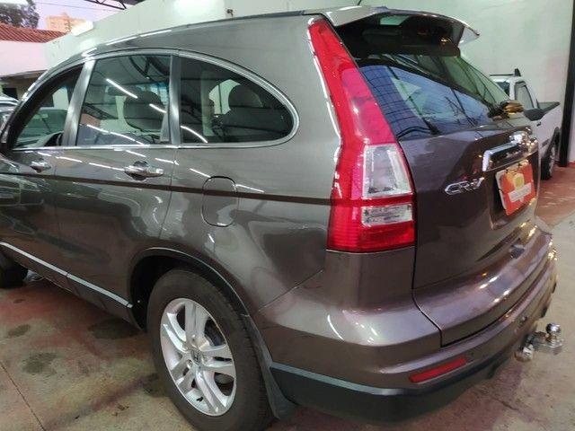 Honda CRV EXL 2.0 Cinza - Foto 4