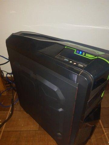 Computador Pc Gamer i5 7ªGeração com Placa de vídeo - Foto 4