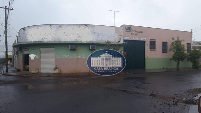 Barracão à venda, 320 m² - Água Branca III - Araçatuba/SP