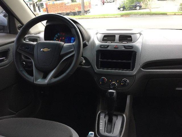 Chevrolet Cobalt Lt Flex 2013 Completo Automático - Foto 9