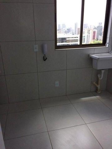 RM-1 quarto nos Aflitos com lazer, 32m² - Foto 9