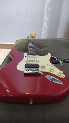 Stratocaster SSH
