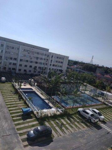 Alugo apartamento RS 850,00 condomínio incluso e livre de caução  - Foto 2