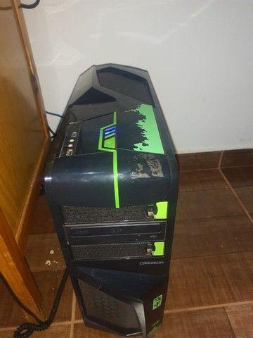Computador Pc Gamer i5 7ªGeração com Placa de vídeo - Foto 2