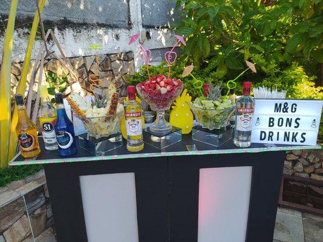 M&G Open Bar para festas e eventos - Foto 3