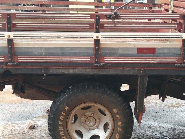 Vendo está carroceria da D20 semi nova - Foto 2